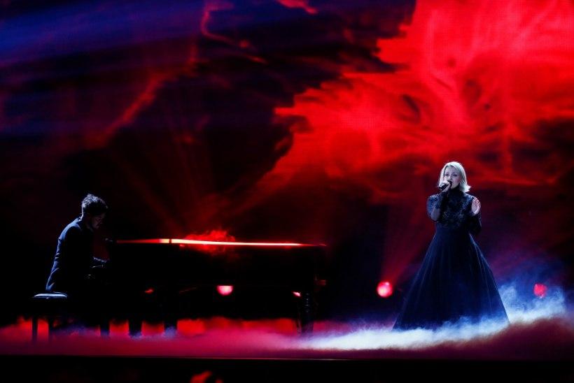 """""""MILLINE PETTUMUS!"""" Soomlased ei pääsenud kolmandat aastat järjest Eurovisioni finaali"""