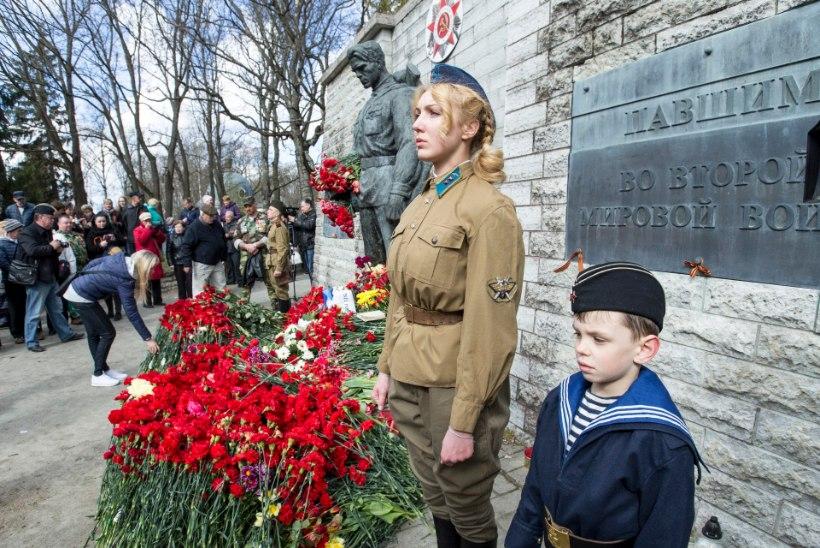 9. mai veteran: kui meie poleks võitnud, siis eesti keelt siin ei räägitaks