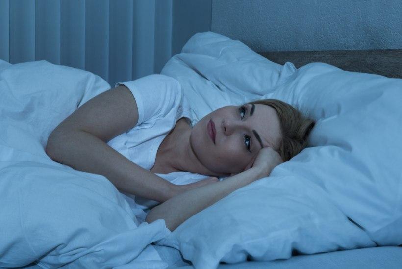 Vähe magamine teeb inimese haigeks