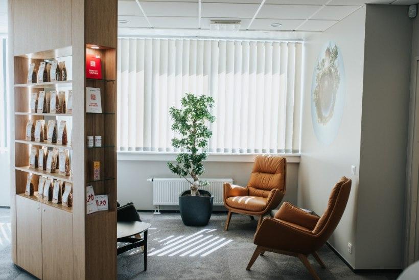 GALERII | Vaata, milline näeb välja Eesti esimene ida ja lääne meditsiini ühendav tervisekeskus