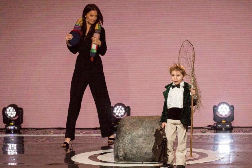 """""""Väikeste hiiglaste"""" võidumehe Oliveri ema lubab, et Eesti rahvas veel näeb ja kuuleb kuldsuud!"""