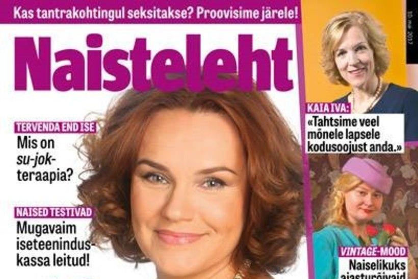 """Margit Härma: """"Õppisin, et minu laps pole katki, vaid kingitus."""""""