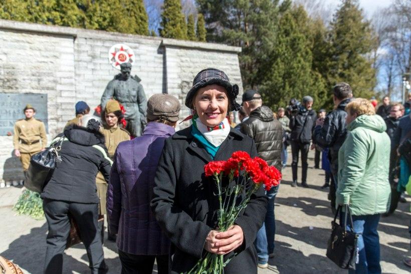 Riigikogulane Oudekki Loone: 9. mai võiks olla eestlaste-venelaste ühine tähtpäev, see ei kao kuhugi