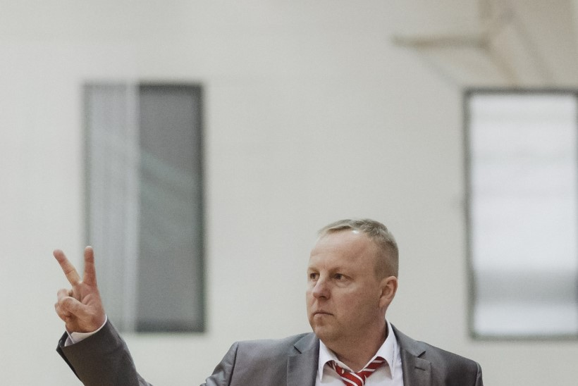 Aivar Kuusmaa: treeneritöös tuleb ette ka mängujärgseid magamata öid