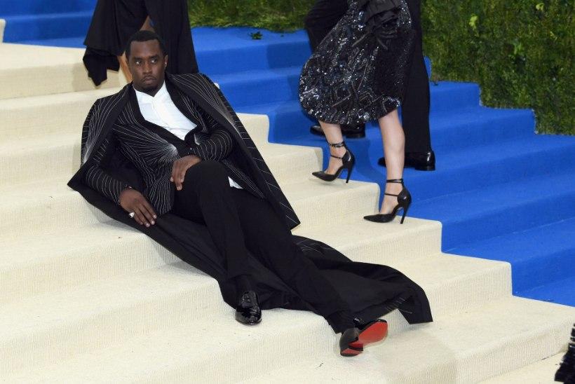 Diddy on endiselt maailma rikkaim räppar