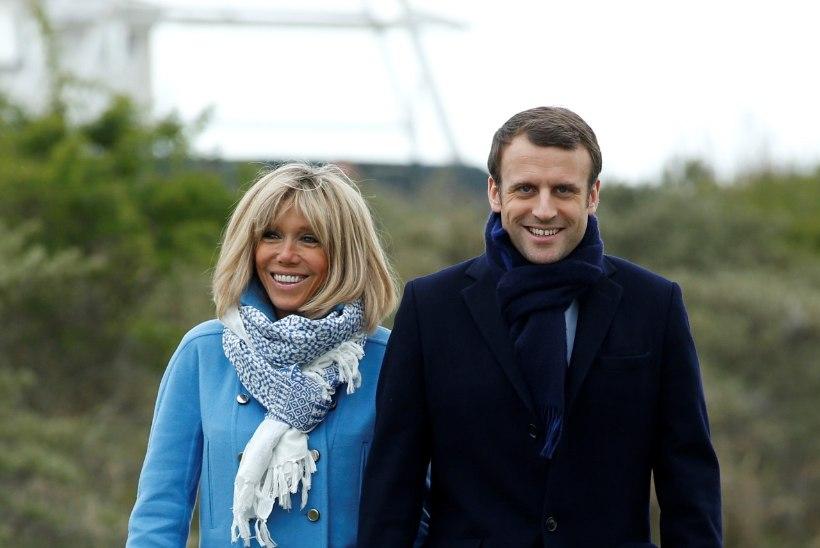 Prantsusmaa uue esileedi Brigitte Macroni seitse saladust