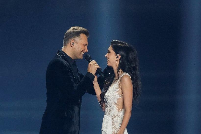 VIDEOD | Täna on eurolaval viis duetti – kas Eesti duo on parim?