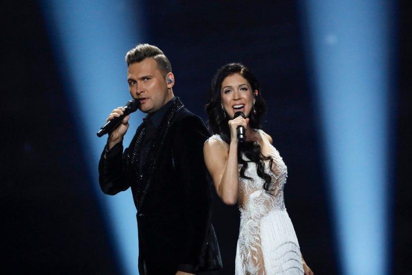 MIKS EESTI PÕRUS? Kas Laura ja Koidu laulu hukutas tehniline aps, kleit või lavanärv?