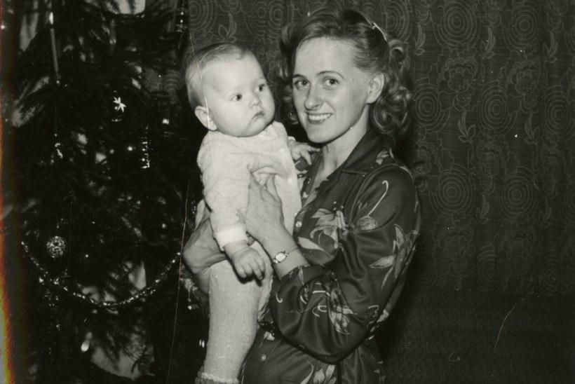Hanna-Liina Võsa: laulan pojale samu laule, millega ema mind magama suigutas