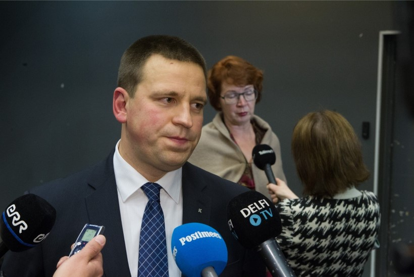 Ratas: Keskerakond ei kuulu Jürile, Kadrile ega Yanale, vaid valijatele