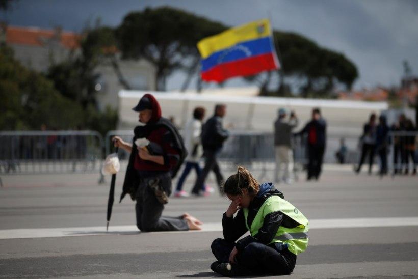 100 aastat Fátima ilmutuspäevast: lisaks paavstile on Portugali oodata ligi miljon palverändurit