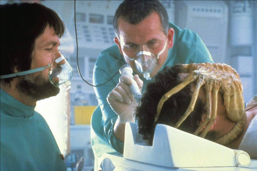"""""""Tulnuka"""" režissöör Ridley Scott: """"Tahtsin inimestel kõhu lahti ehmatada."""""""