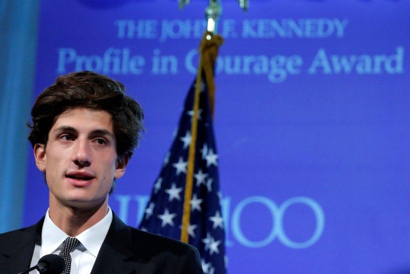 President Kennedy kompu tütrepoeg ei välista poliitikasse suundumist