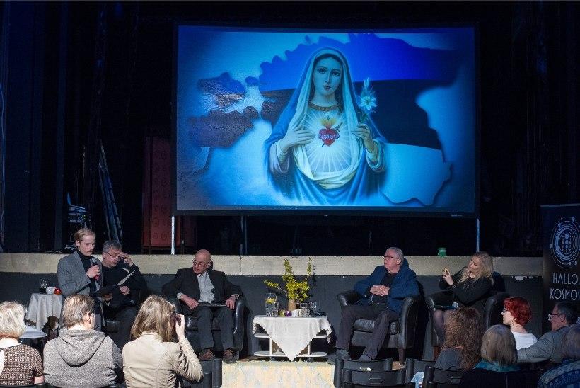 GALERII | Igor Volke: ufo ja jumalik ilmutus on tegelikult üks ja sama