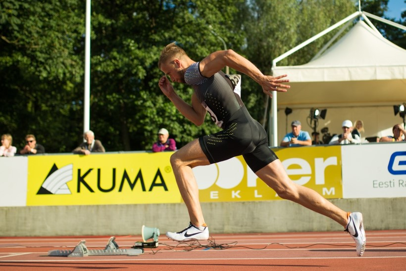 Rasmus Mägi tõusis Shanghai Teemantliiga etapil poodiumile!