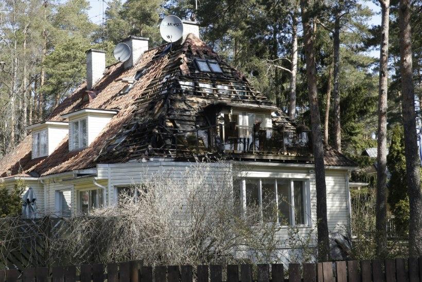 FOTOD | Margus Tsahkna kodu läks põlema!