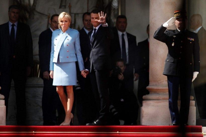 Prantsusmaal astus ametisse ajaloo noorim president