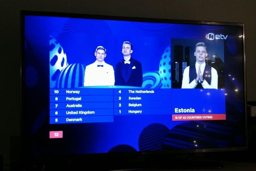 PALJU ÕNNE: Portugal võitis esimest korda Eurovisioni!