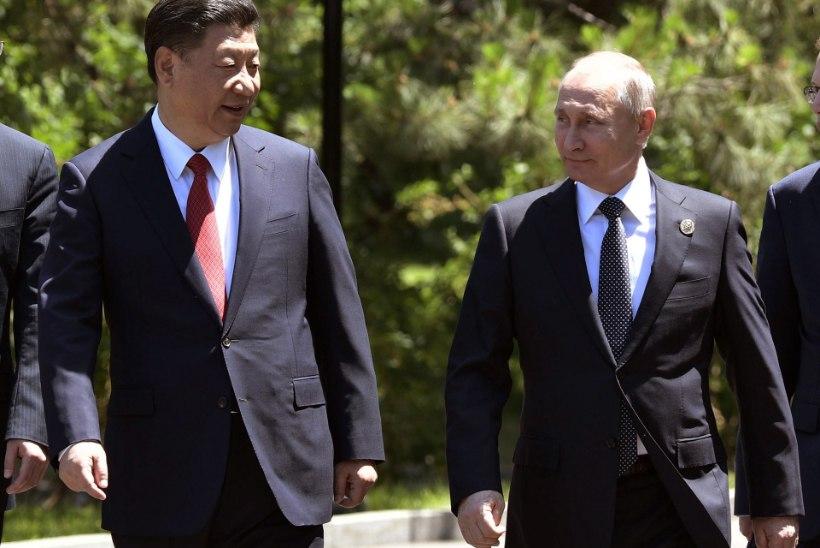 Hiina tahab saada majanduslikult maailma suurimaks jõuks, osad riigid on skeptilised