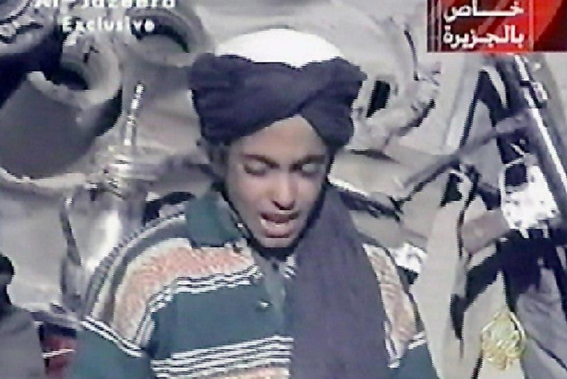 Osama bin Ladeni poeg soovib saada terrorivõrgustiku uueks juhiks