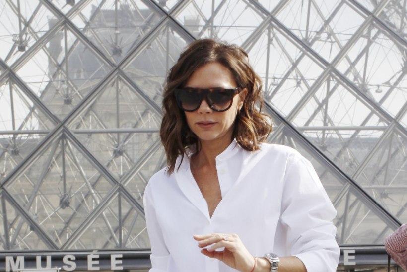 Victoria Beckham paljastas, miks ta kogu aeg päikeseprille kannab