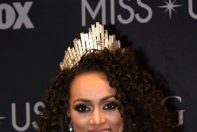 Vastne Miss USA põhjustas sotsiaalmeedias skandaali