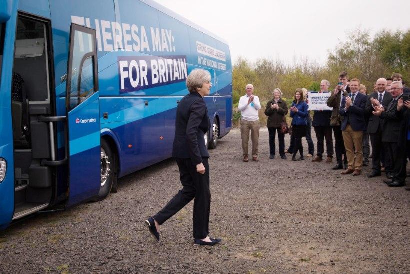 Briti valimised: konservatiivide suurvõit ei tule riigile kasuks