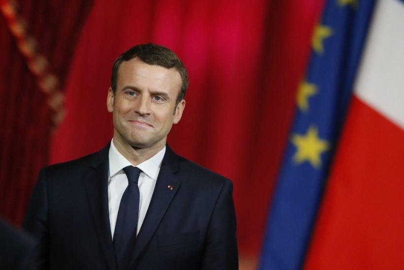 Macron nimetab Prantsusmaa uueks peaministriks Le Havre'i linnapea?