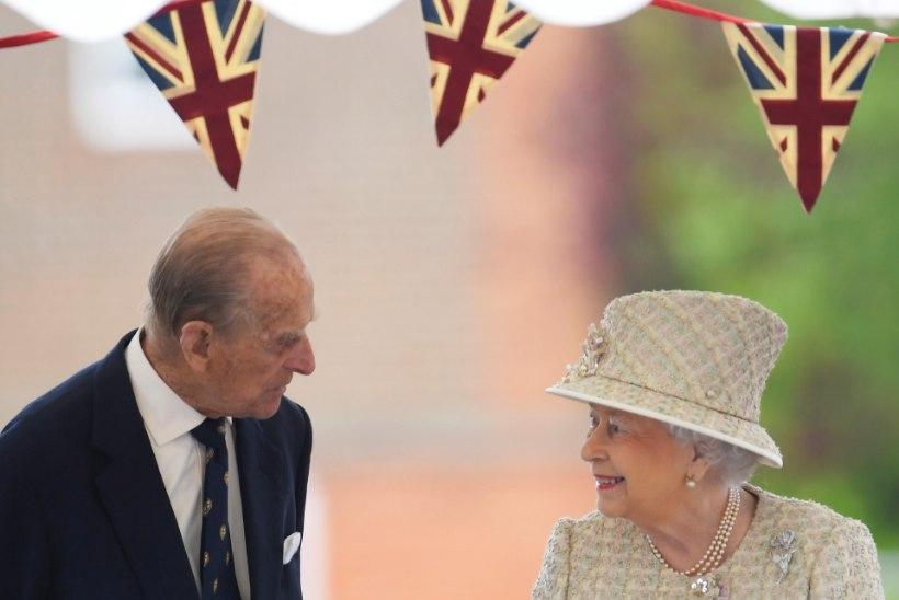 Kuningapere kauaaegne teener paljastas, miks prints Philip avalikust elust tagasi tõmbub
