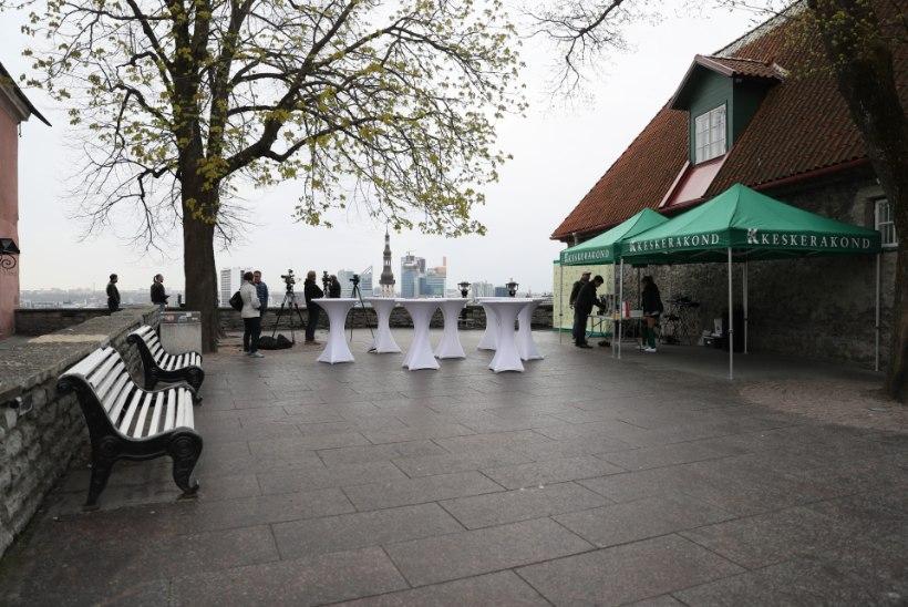 GALERII | Keskerakonna Tallinna linnapeakandidaat on Taavi Aas