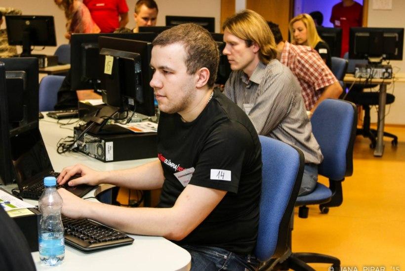 Küberolümpiaga otsitakse taas noori ja andekaid