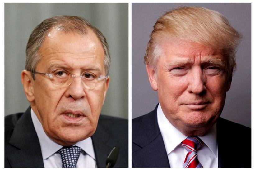Ajaleht: Trump jagas Lavroviga ülisalajast infot