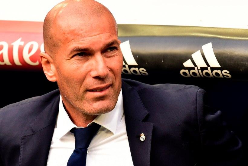 Madridi Reali peatreener: me ei arva, et oleme juba Hispaania liiga meistrid