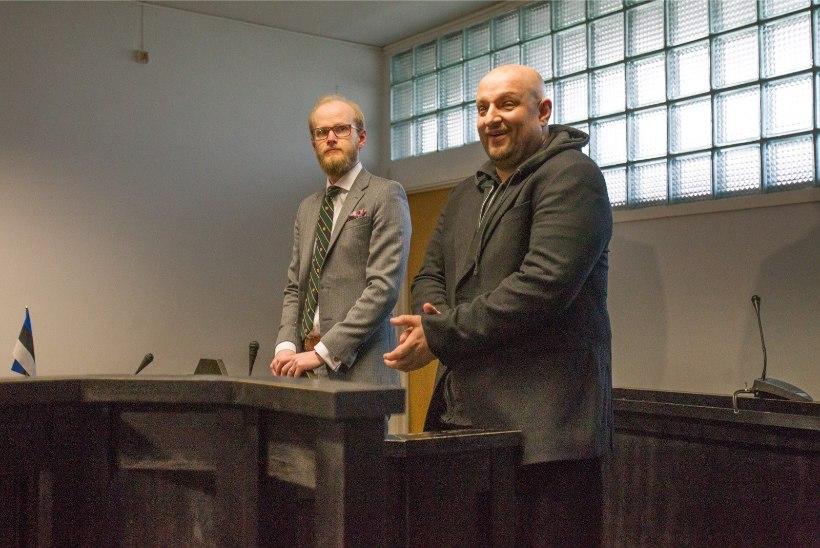 FOTOD | Kohus mõistis Kenderi õigeks