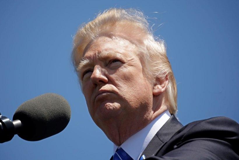 Trump õigustas Lavroviga info jagamist