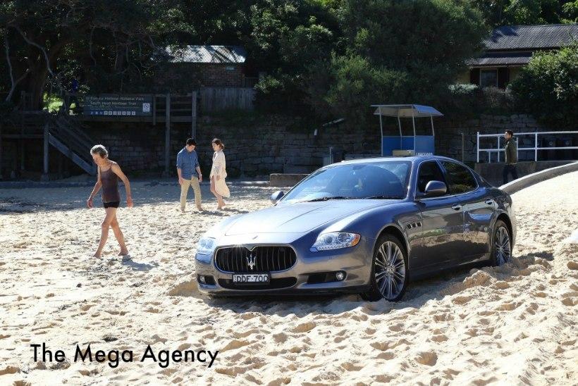 FOTOD JA VIDEO | TÕELINE SUPELSAKS? Austraalia mees üritas Maseratiga randa peesitama sõita