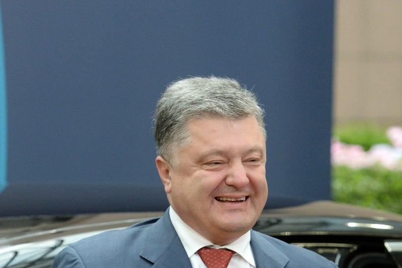 Porošenko blokeeris Ukrainas ligipääsu Venemaa poulaarsetele veebilehtedele