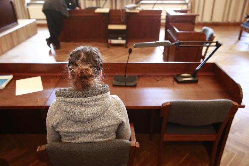 Kohus karistas noort naist oma vastsündinud lapse tapmises tingimisi