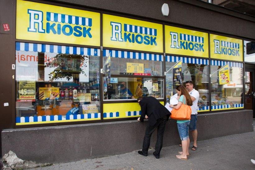 Hea uudis! R-Kiosk panustab edaspidi tervislikule tänavatoidule