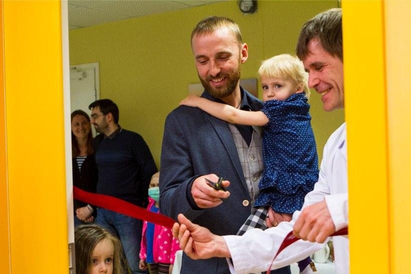 """Märt Avandi: """"Mida rohkem lastega haiglas tegeleda, seda tõhusam on nende ravi"""""""