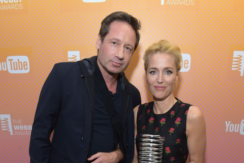 """""""Salatoimikute"""" tähed 2017: Scullyl kargud, Mulderil käsi kaelas"""