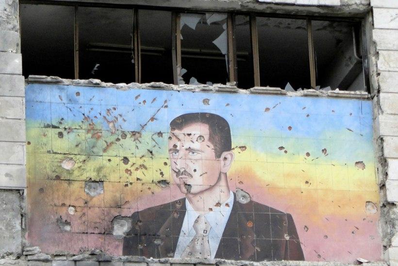"""Iisraeli minister: """"Aeg on küps Süüria presidendi tapmiseks."""""""
