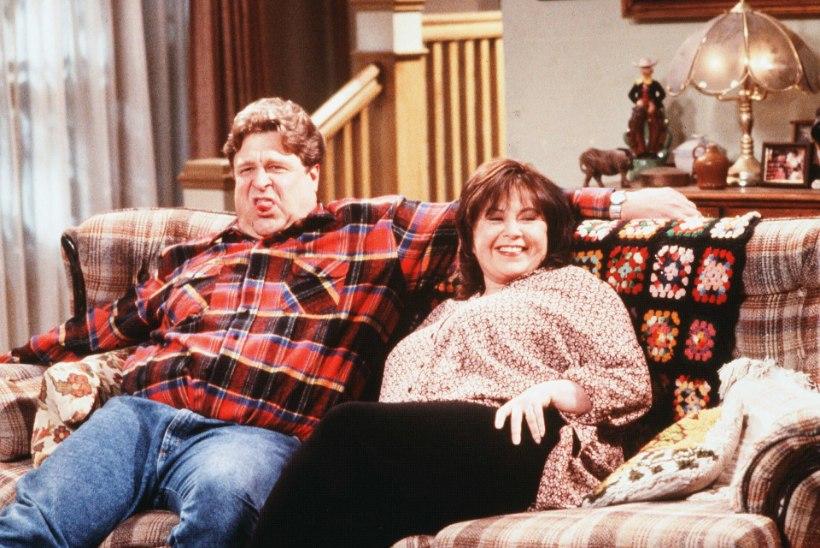 """Menusarjale""""Roseanne"""" vändatakse uusi osi"""