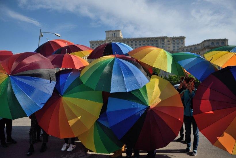 USA saatkond tähistab homofoobia vastast päeva