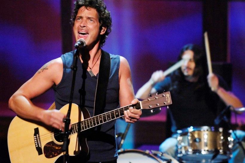Politsei kahtlustab, et Soundgardeni solist võttis endalt ise elu