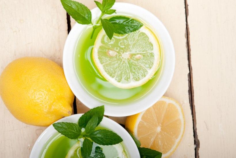 SOODNE JA TÕHUS: värskendav sidrunidieet viib üleliigsed kilod kiirelt!