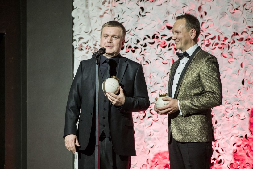 """Aasta parimad meelelahutajad Teet Margna ja Kristjan Jõekalda: """"Meile ei suuda keegi stsenaariumi ette kirjutada!"""""""