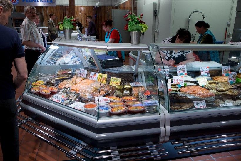 Rupskisööja rõõm: Balti jaama turu lihasaalist leiad sabasid ja sõrgu