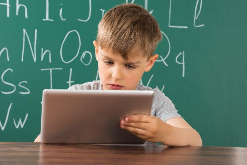 Kas tead, millega laps internetis tegeleb?