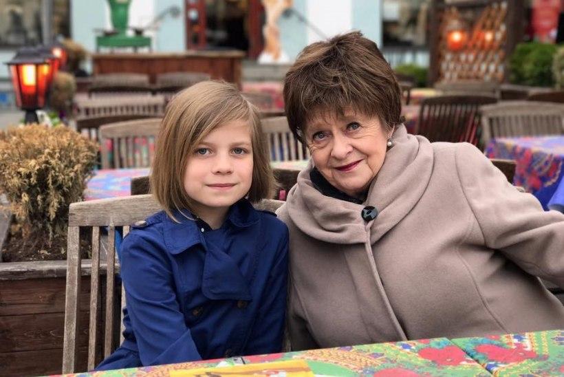 LEELO TUNGAL: olin sama uudishimulik laps nagu Helena, kes mind filmis mängib